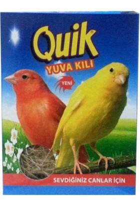 Quik Kuşlar İçin Yuva Kılı