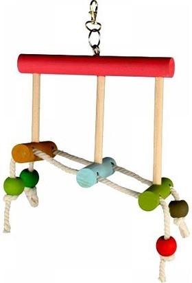 Bıcı Bıcı İpli Marimba Kuş Oyuncak 26 Cm X 18 Cm