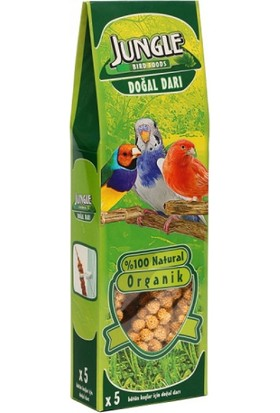 Jungle Doğal Dal Darı 5 Li Paket