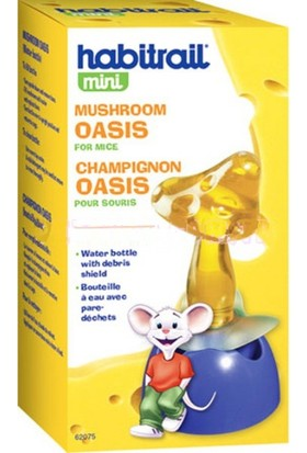 Hagen Habitrail Mini Mushroom Oasis Hamster Suluk
