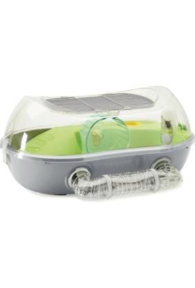 Nobby Spelos Xl Metro Hamster Kafesi Gri 59X37X26 Cm