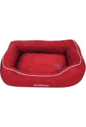 Reddingo Kırmızı Kedi Ve Köpek Yatağı Small