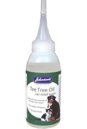 Johnsons Kedi Ve Köpekler İçin Bitkisel Kulak Temizleme Solüsyonu 90Ml.