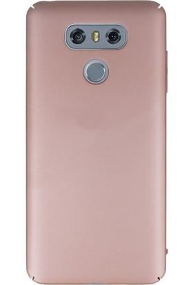 KılıfShop LG G6 Slim Rubber Kılıf