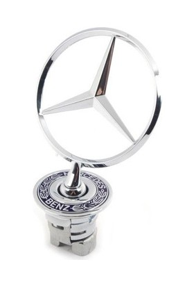 Mercedes Kaput Yıldızı w211, w212, w213 E Serisi Ön Yıldız Amblem