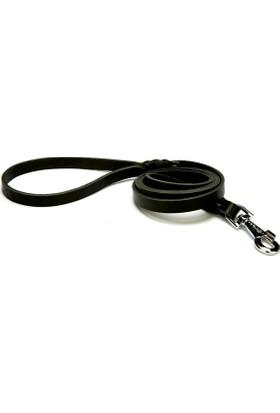 Doggie Klasik Eğitimci Gezdirmesi Siyah 1,5 X 150 cm