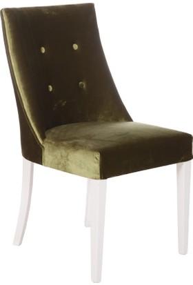 3A Mobilya Green World Sandalye - Yeşil