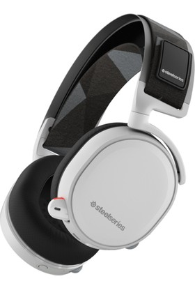 SteelSeries Arctis 7 Kablosuz Oyuncu Kulaklığı - Beyaz
