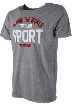 Hummel Erkek T-Shirt Stepho T09299-2006