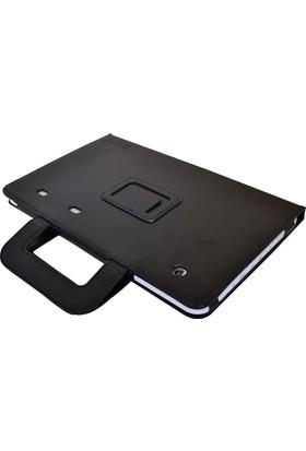 "Inca IEDK-101S Universal 10.1"" Smart Siyah Tablet Kılıfı"