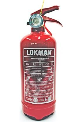 Lokman 2 Kg Yangın Söndürücü 104815
