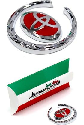 Simoni Racing Metal Toyota Logo SMN103874
