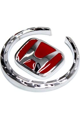 Simoni Racing Metal Honda Logo SMN103853