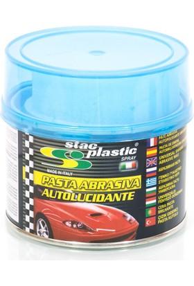 Stac Plastic Boya Üzerinde Derin Çizikleri Gideren Pasta Ve Cilalayıcı 422603