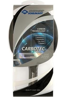Donic Carbotec 3000 ITTF Onaylı Karbon Masa Tenisi Raketi