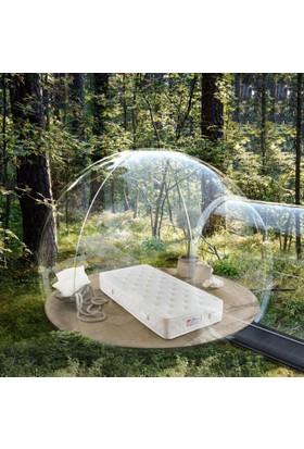Hibboux Botanic Pocket Yaylı Yatak- Koşulsuz 100 Gün Deneme Süresi