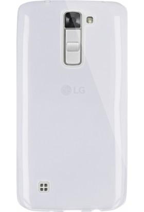 Dafoni Aircraft LG K7 Ultra İnce Silikon Kılıf