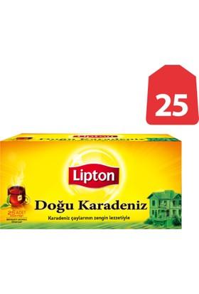 Lipton Bardak Poşet Çay Doğu Karadeniz 25'Li