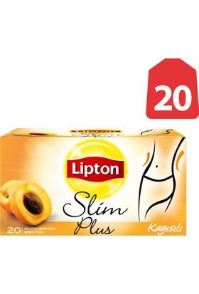 Lipton Bardak Poşet Bitki Ve Meyve Çayı Kayısılı 20'Li