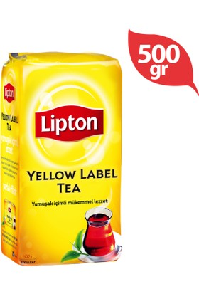 Lipton Dökme Çay Yellow Label 500 gr