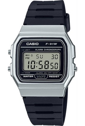 Casio F-91WM-7ADF Digital Erkek Kol Saati
