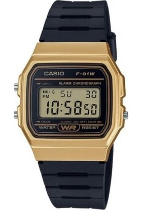 Casio F-91WM-9ADF Digital Erkek Kol Saati