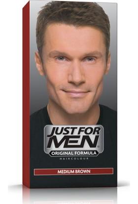 Just For Men Saç Boyası Orta Kahve