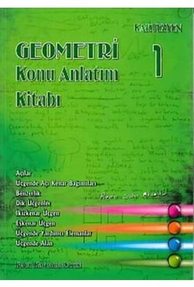 Kartezyen Konu Kavrama Serisi Geometri Konu Anlatım Kitabı 1