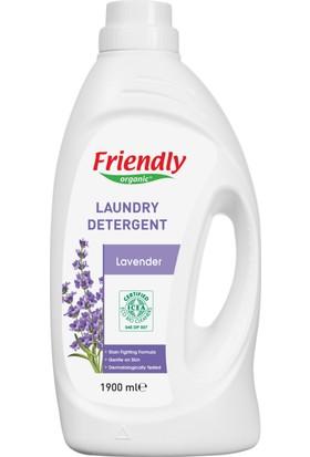 Friendly Organic Lavantalı Çamaşır Detarjanı - 1900 ml