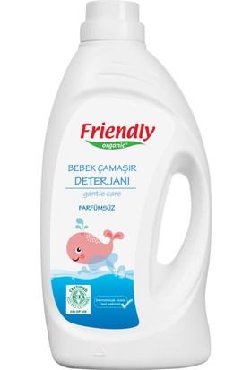 Friendly Organic Parfümsüz Bebek Çamaşır Detarjanı - 1900 ml