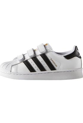 Adidas B26070 Superstar Foundatıon Çocuk Spor Ayakkabı