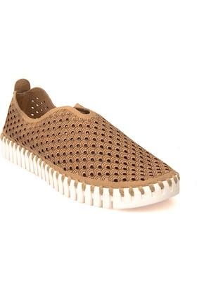 Dockers 220732 Bej Bayan Ayakkabı