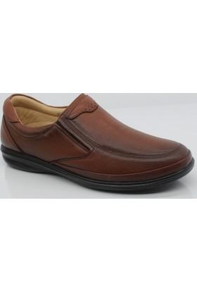 Fancy 402 Deri Diyabetik Ortopedik Kalıp Günlük Erkek Ayakkabı