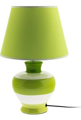 Vitale Nora Yeşil Abajur