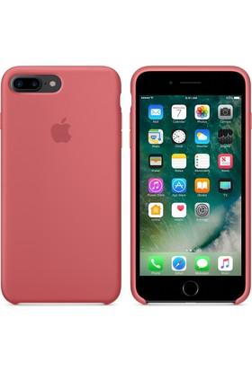 Apple iPhone 7 Plus / 8 Plus Silikon Kılıf Kamelya (İthalatçı Garantili)