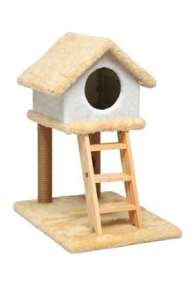 Petimister Kedi Tırmalama ve Oyun Evi