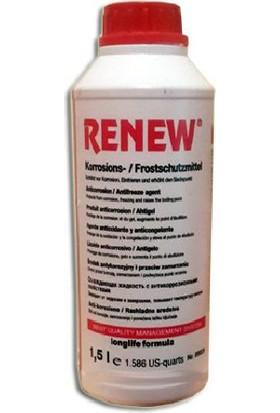 Renew Organik Kırmızı Antifriz - 1,5 litre -40 C