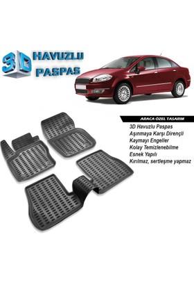 Fiat Linea 3D Havuzlu Paspas A+Plus
