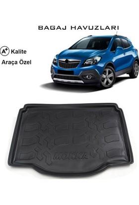 Opel Mokka 3D Bagaj Havuzu