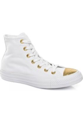Converse Chuck Taylor All Star Kadın Beyaz Sneaker 555813C.198