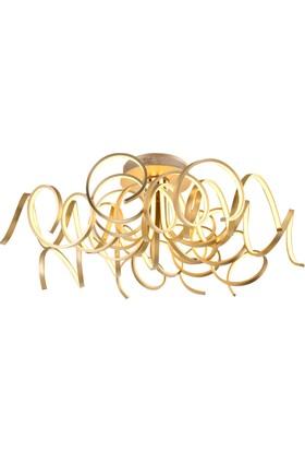 Özcan Aydınlatma 5641-3,32Limaks Armatür Rose Gold