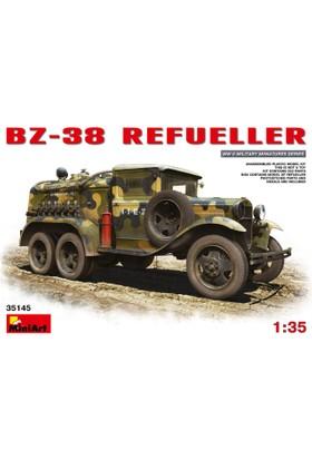 Miniart 1/35 Ölçek Plastik Maket, Bz-38 Yakıt İkmal Aracı