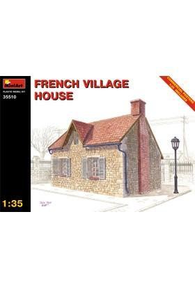 Miniart 1/35 Ölçek Plastik Maket, Fransız Köy Evi