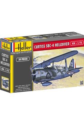 Curtiss Sbc-4 Helldiver, Heller 1/72 Ölçek Plastik Maket Kiti