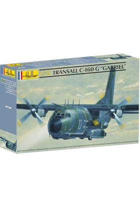Transall C-160G Gabriel, Heller 1/72 Ölçek Plastik Maket Kiti