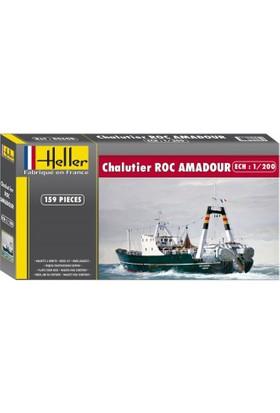 Trol Teknesi Roc Amadour, Heller 1/200 Ölçek Plastik Maket Kiti