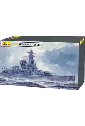 Admiral Graf Spee, Heller 1/400 Ölçek Plastik Maket Kiti