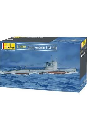 Denizaltı Laubie, Heller 1/400 Ölçek Plastik Maket Kiti