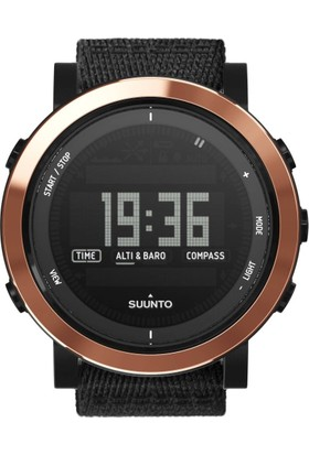 Suunto Ss022440000 Essentıal Ceramıc Copper Black Erkek Kol Saati