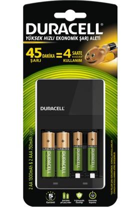 Duracell CEF 14+4 Yüksek Hızlı Şarj Cihazı